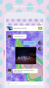 screenshot of Winx Club Amino version 1.8.19820