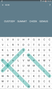 screenshot of Word Search version WS1-2.1.14