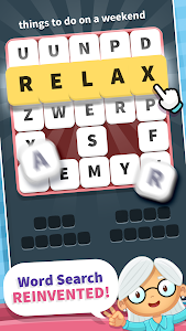 screenshot of WordWhizzle Pop version 1.0.3