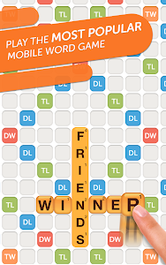 screenshot of Words With Friends 2 - Word Game version 11.911