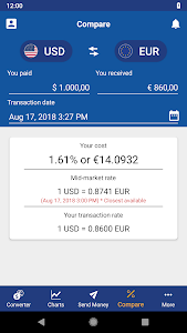 Download XE Currency Converter & Exchange Rate Calculator  APK
