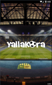 screenshot of YallaKora version 2.31.0
