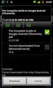 Download aDownloader 1.0.9.2 APK
