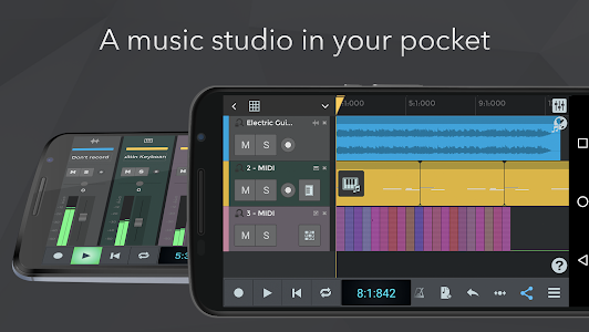 Download n-Track Studio Music DAW 9.0.2 APK