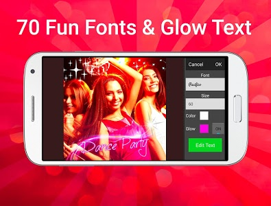screenshot of piZap Photo Editor & Collage version Varies with device