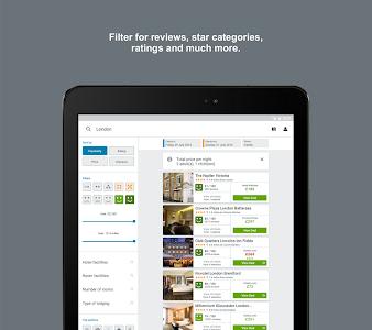 screenshot of trivago - Hotel & Motel Deals version 3.7.0